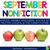 Nonfiction in September
