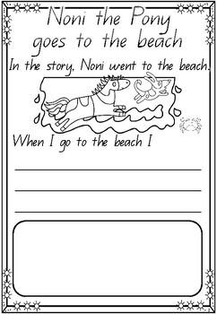 Noni the Pony Literacy Unit