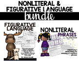 Nonliteral Language & Figurative Language BUNDLE