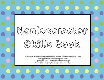 Nonlocomotor Skills Workbook