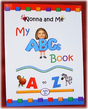 Nonna and Me ABCs Book