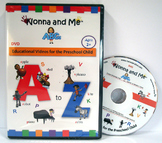 Nonna and Me ABCs DVD