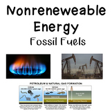 Nonrenewable Energy Fossil Fuels