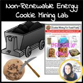 Nonrenewable Energy Resources - Cookie Mining Activity