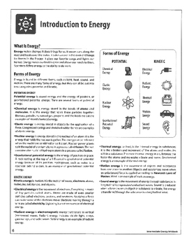 Nonrenewable Energy Unit