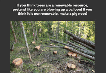 Nonrenewable and Renewable Resources
