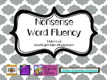 Nonsense Fluency Practice