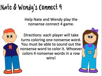 Nonsense Nate Vs. Wendy Loves Words