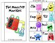 Nonsense and Sight Word Choose Your Path Interactive Book- Monster Machine
