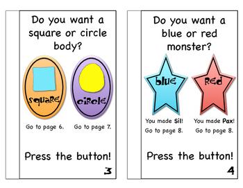 Reading Comprehension Interactive Book