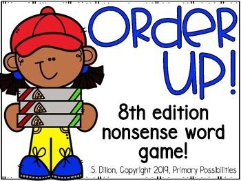 Nonsense Word 8th edition Board Games