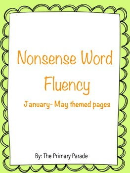 Nonsense Word Coloring 2 (NWF)