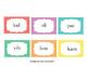 Free Nonsense Word Flashcards List Three