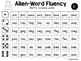 Nonsense Word Fluency