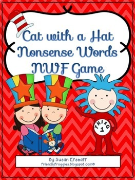 Nonsense Word Fluency - 12 Game Bundle