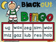 Moon Nonsense Word Fluency R.T.I. Resource BLACKout Bingo Game
