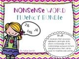 Nonsense Word Fluency Bundle