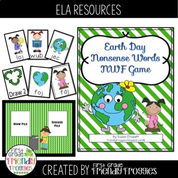 Nonsense Word Fluency - Earth Day