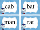 Nonsense Word Fluency Flashcards and Real Word Sort for Di