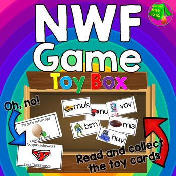 Nonsense Word Fluency NWF