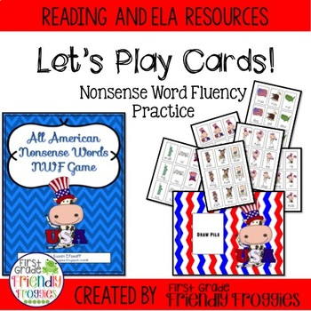 Nonsense Word Fluency - National Symbols