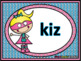 Nonsense Word Fluency Power Point (SUPER HERO Theme) by Mr