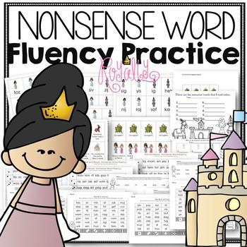 Nonsense Words Worksheets Teaching Resources Teachers Pay Teachers