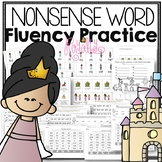 Nonsense Word Fluency Review for Practice of NWF Words