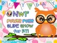 Nonsense Word Fluency R.T.I. BUNDLE by Ms. Lendahand (BIRTHDAY Theme)