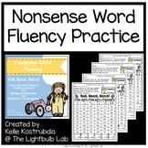 Nonsense Word Fluency: Roll, Read, Race!