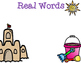 Nonsense Word Fluency -Summer Edition