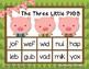 Nonsense Word Fluency  Teacher Pack for THE THREE LITTLE P