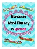 Nonsense Word Fluency in SPANISH IDEL Practice