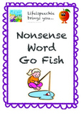 Nonsense Word Go Fish