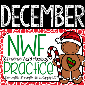 Nonsense Word Practice For December