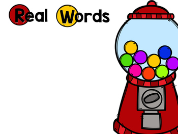 DIBELS Nonsense Word Sort