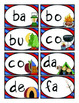 Nonsense Words (2- letter words) by Nita Marie