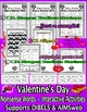 Nonsense Words Activities – Valentine's Day (supports AIMS