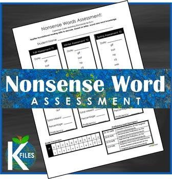 Nonsense Words Assessment