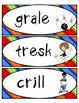 Nonsense Words (Consonant blends)
