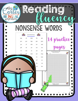 Nonsense Words Fluency By Mrscortes Teachers Pay Teachers
