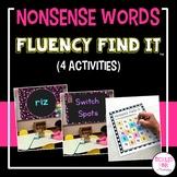 Nonsense Words Fluency Find It®
