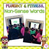 Nonsense Words Fluency & Fitness Brain Breaks