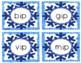 Nonsense Words Fluency for Pocket Chart~Winter Themed
