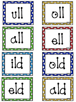 Nonsense Words Galore - Long & Short Vowels, Digraphs and Blends Too!