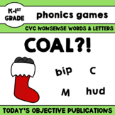 Nonsense Words Game - COAL?!