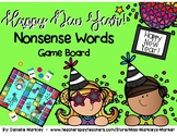 Nonsense Words - Happy New Year! - Board Game