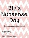 Nonsense Words Mini Book