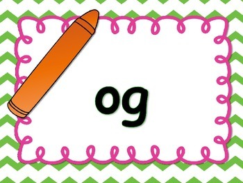 Nonsense Word Fluency Powerpoint by Ms. Lendahand (Week 3)