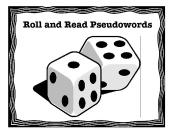 Nonsense Words Roll and Read